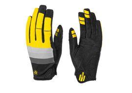 Mondraker DND Gloves Yellow Grey 2021