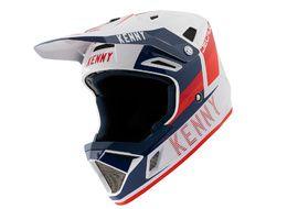 Kenny Decade Helmet Smach Navy Red 2021
