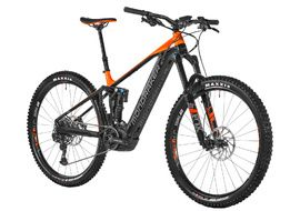 Mondraker Crafty R 29'' Black/Orange 2021