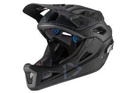 Leatt MTB 3.0 Enduro Helmet Black 2021