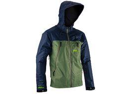 Leatt MTB 5.0 Jacket Green 2021