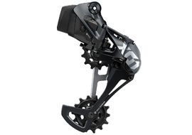 Sram X01 Eagle AXS 12 Speed 52T  Rear Derailleur - Grey Lunar 2021