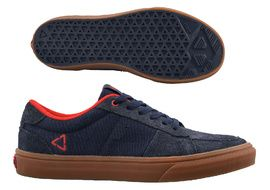 Leatt Shoes Flat 1.0 Onyx Blue 2021