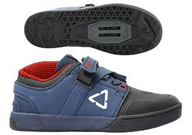 Leatt 4.0 Clip Onyx Blue Shoes 2021