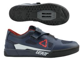 Leatt 5.0 Clip Onyx Blue Shoes 2021