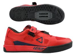 Leatt 5.0 Clip Chilli Red Shoes 2021