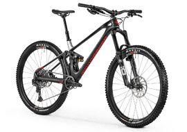 "Mondraker Foxy Carbon RR 29"" Carbon / Silver 2021"