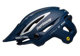 Bell Sixer MIPS Helmet Fast House Blue / White 2021