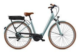 "O2feel VOG City Up 3.1 - Bike Pearl Grey  - E5000 - Taille S (26"") 2021"