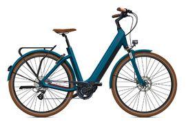O2feel ISwan City Up 5.1 Bike Cobalt Blue - E5000 2021