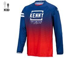 Kenny Elite Kid Jersey Red Navy 2021