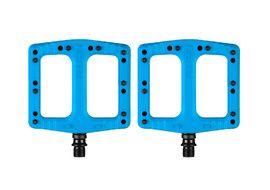 Deity Deftrap Pedals Blue 2021