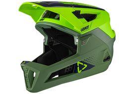 Leatt MTB 4.0 Enduro Helmet Cactus Green 2021