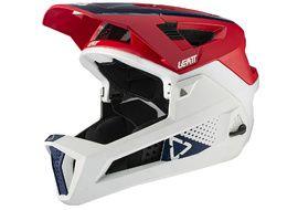 Leatt MTB 4.0 Enduro Helmet Chilli Red 2021