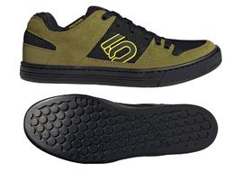 Five Ten Freerider Green and Black Shoes 2021