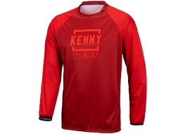 Kenny Defiant Jersey Red 2021