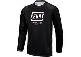 Kenny Defiant Jersey Black 2021
