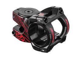 Reverse Components Black-One D-2 31,8 mm and 35 mm Stem Black / Red 2021