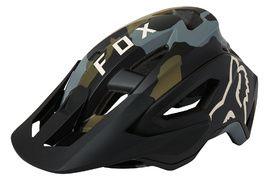 Fox Speedframe Pro Helmet Camo 2021