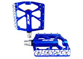 Ice Fast Pedals Blue