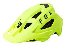 Fox Speedframe MIPS Helmet Yellow 2021