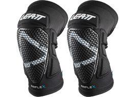Leatt Aiflex Pro knee guards Black 2021