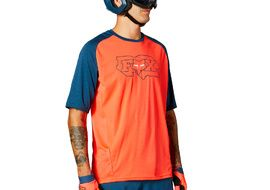 Fox Defend SS Jersey Atomic Punch 2021