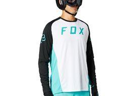 Fox Defend LS Jersey Teal 2021