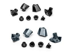 Absolute Black Bolt Covers for Dura-Ace 9100 and 9150 2020