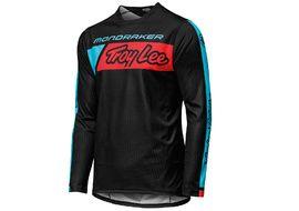 Mondraker Troy Lee Design Sprint Long Sleeve Jersey Black 2021