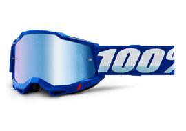 100% Accuri 2 Goggle Blue 2021