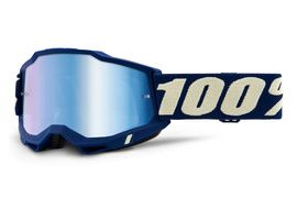 100% Accuri 2 Goggle Deepmarine 2021