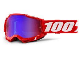 100% Accuri 2 Goggle Red 2021