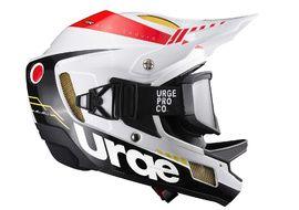 Urge Archi Enduro RR+ Helmet White/Black 2021