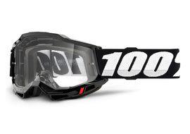 100% Accuri 2 OTG Goggle Black 2021