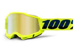 100% Accuri 2 Goggle Yellow 2021