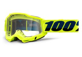 100% Accuri 2 OTG Goggle Fluo Yellow 2021
