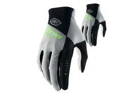 100% Celium Gloves Vapor Lime 2021