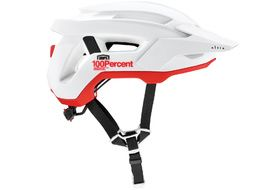 100% Altis Helmet White 2021