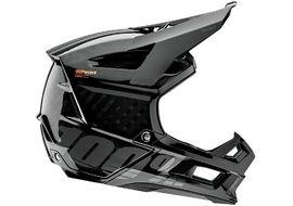 100% Aircraft 2 Helmet Black 2021