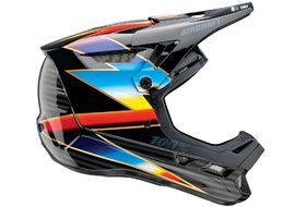 100% Aircraft Composite Helmet Knox Black 2021