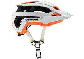 100% Altec Fidlock Helmet Light Grey 2021
