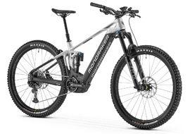 Mondraker Crafty Carbon R 29 Silver/Black 2022