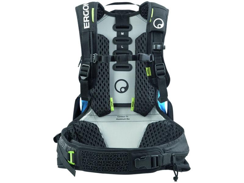 e02bc344cbe Ergon BA3 Evo Backpack Blue 2016 - Protector bags - Mountain Bike ...
