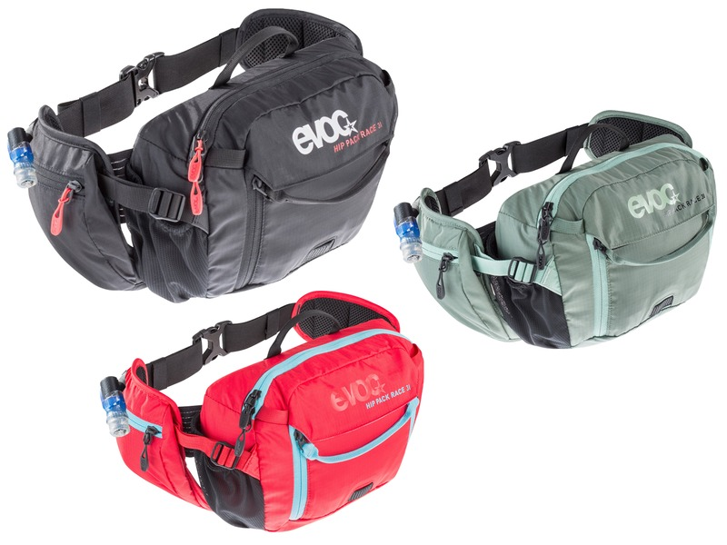 Evoc Hip Pack Race 3L + 1.5L Bladder 2018