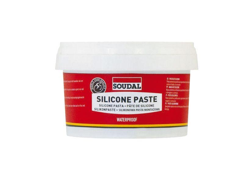 Soudal Silicon paste - 200 ml