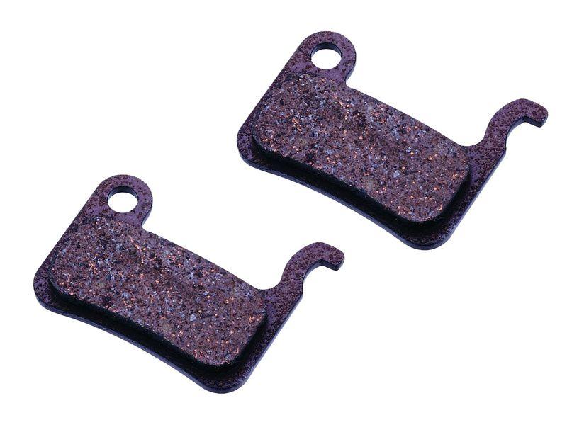 Plaquettes de freins pour Shimano SLX M665 / XT M775 / XTR M975 - Semi  métallique