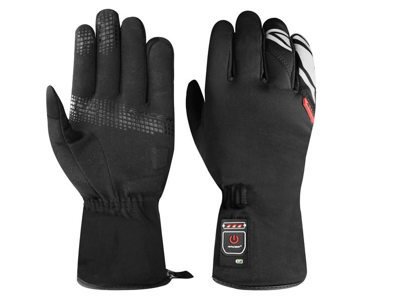 Racer E-Gloves 2 Warming Gloves 2018