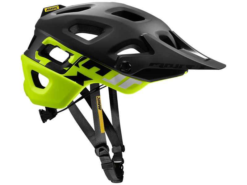 Mavic Crossmax Pro Helmet Yellow Fluo 2018