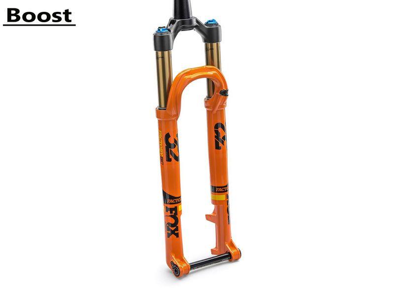 "Fox Racing Shox 32 Float SC Factory FIT4 29"" - Kabolt Boost 15x110 mm - Orange 2018"